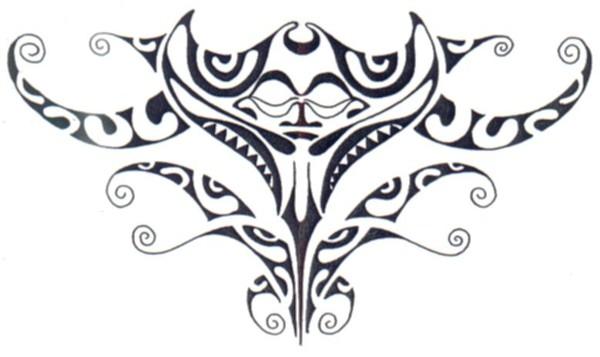 Diff rents mod les de tatouage - Modele dessin requin ...
